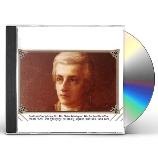 Mozart FESTIVAL CD
