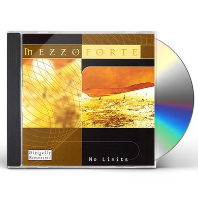 Mezzoforte NO LIMITS CD