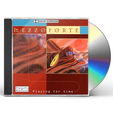 Mezzoforte PLAYING FOR TIME CD