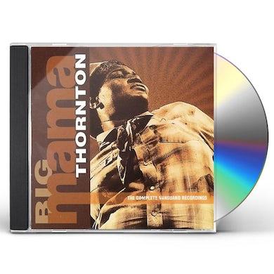Big Mama Thornton COMPLETE VANGUARD RECORDINGS CD