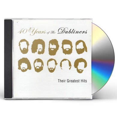 40 YEARS OF THE DUBLINERS CD