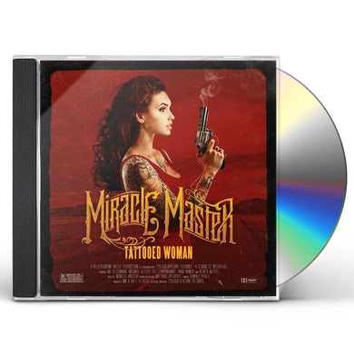 Miracle Master TATTOOED WOMAN CD
