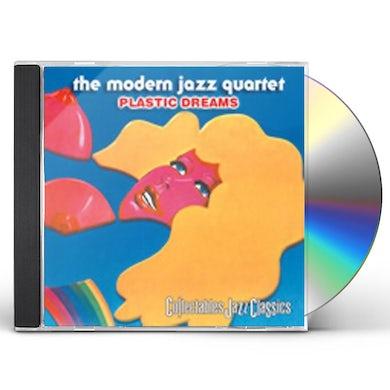 The Modern Jazz Quartet PLASTIC DREAMS CD