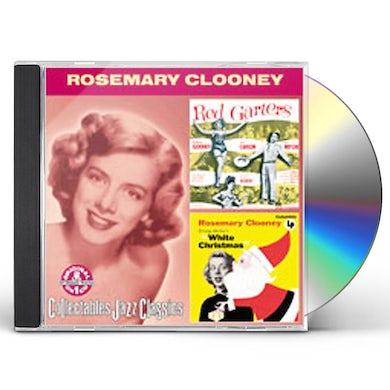 Rosemary Clooney RED GARTERS / IRVING BERLIN'S WHITE CHRISTMAS CD