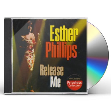 Esther Phillips RELEASE ME CD