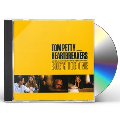 Tom Petty and the Heartbreakers MUSIC FROM SHE'S THE ONE CD