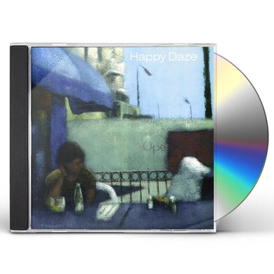 Battlefield Band HAPPY DAZE CD