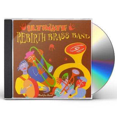 ULTIMATE REBIRTH BRASS BAND CD