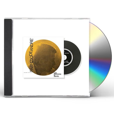 Fabrizio De Andre TUTTI MORIMMO A STENTO CD