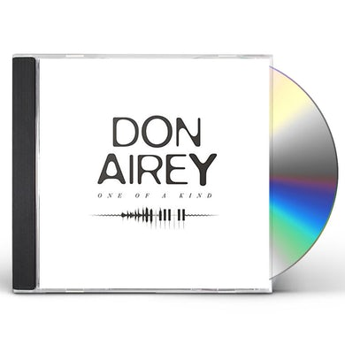Don Airey ONE OF A KIND CD