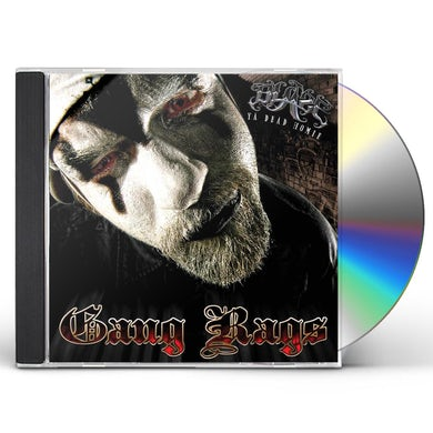 Blaze Ya Dead Homie GANG RAGS (10TH ANNIVERSARY EDITION) CD
