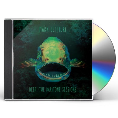 Mark Lettieri DEEP: BARITONE SESSIONS CD