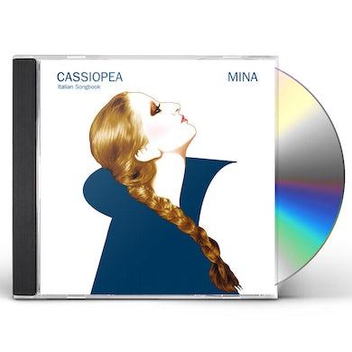 Mina CASSIOPEA CD