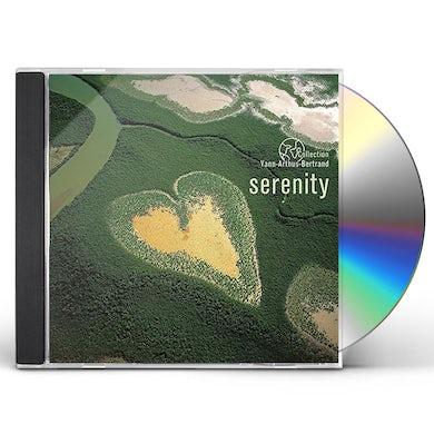 Collection Yann Arthus-Bertrand SERENITY CD
