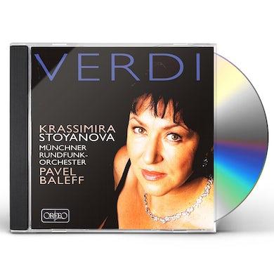 Verdi ARIAS CD