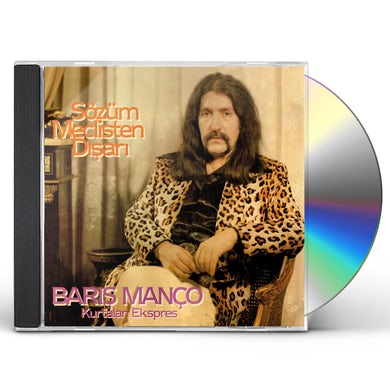 Baris Manco SOZUM MECLISTEN DISARI CD