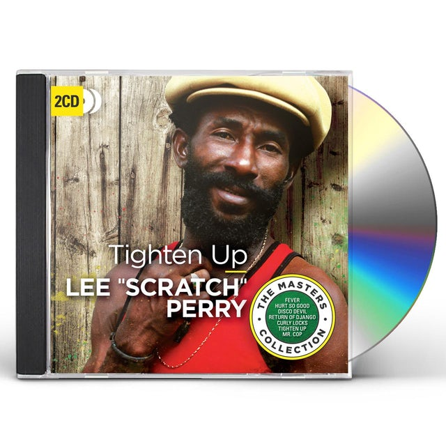 Lee Scratch Perry TIGHTEN UP CD