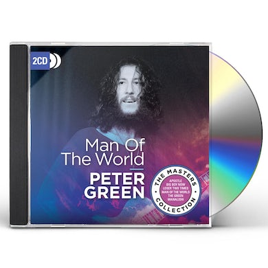 Peter Green MAN OF THE WORLD CD