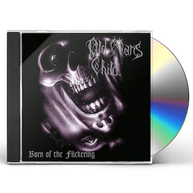 Old Man's Child  BORN OF THE FLICKERING CD