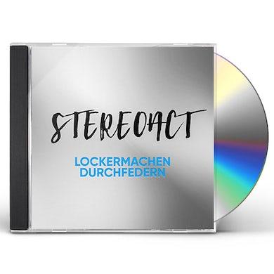 Stereoact LOCKERMACHEN DURCHFEDERN CD