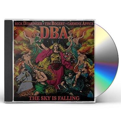 DBA THE SKY IS FALLING CD