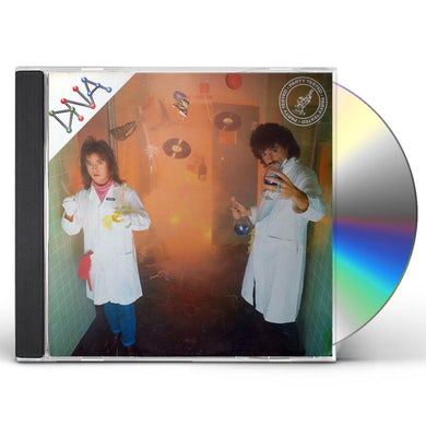Dna PARTY TESTED CD