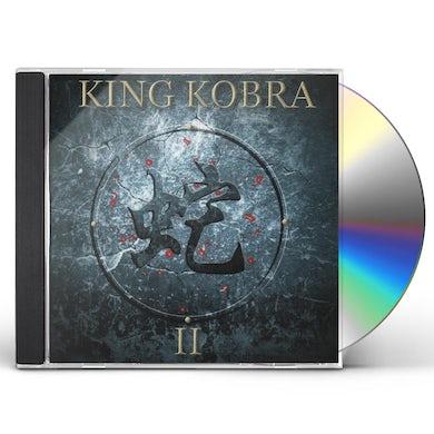KING KOBRA II CD