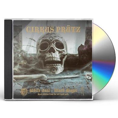 Cirkus Prutz WHITE JAZZ - BLACK MAGIC CD