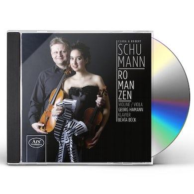 Schumann ROMANZEN CD