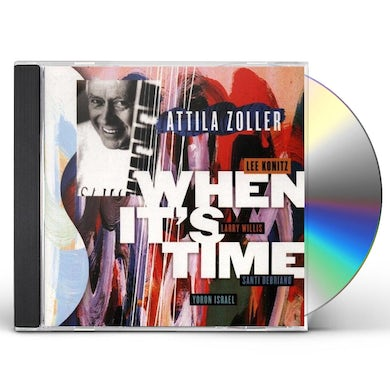 WHEN IT'S TIME CD