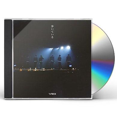 VIXX ARUITEIRU CD