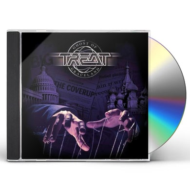 Treat GHOST OF GRACELAND CD