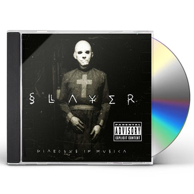 Slayer DIAOLUS IN MUSICAL CD