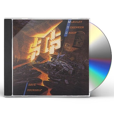 The Michael Schenker Group SAVE YOURSELF CD
