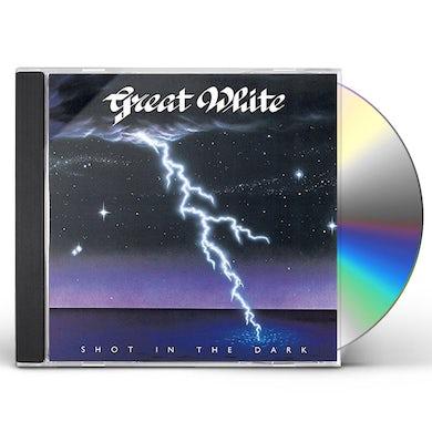Great White SHOT IN THE DARK CD