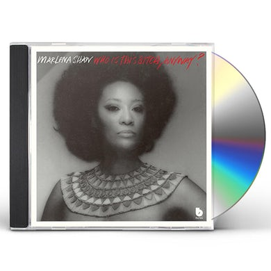 Marlena Shaw WHO IS THIS BITCH ANYWAY CD