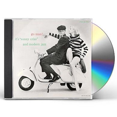Sonny Criss GO MAN CD