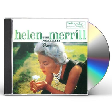 Helen Merrill NEARNESS OF YOU CD