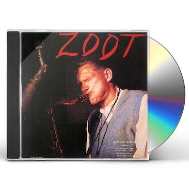 Zoot Sims ZOOT CD