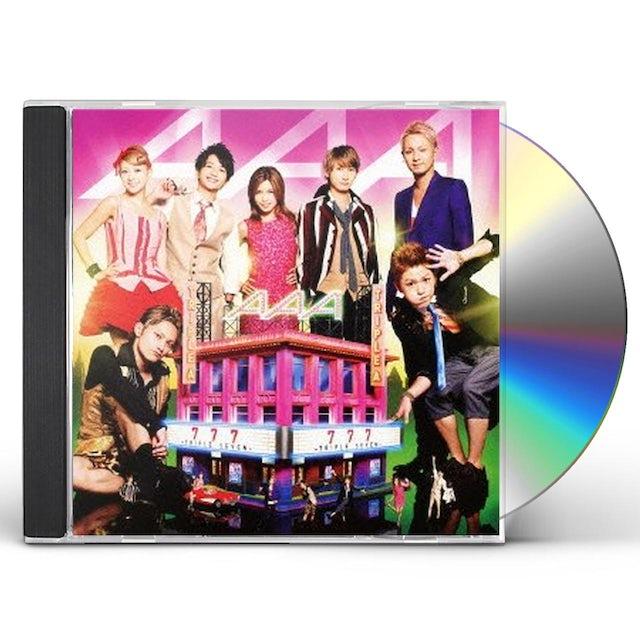 AAA TRIPLE SEVEN CD