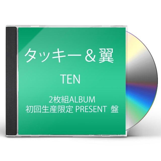 Tackey & Tsubasa TEN CD