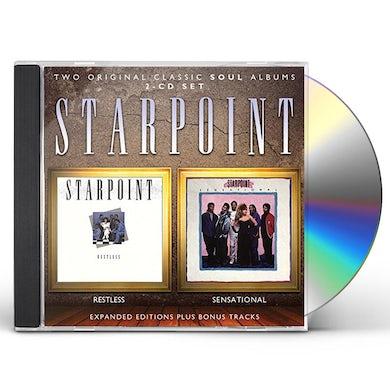 Starpoint RESTLESS / SENSATIONAL CD