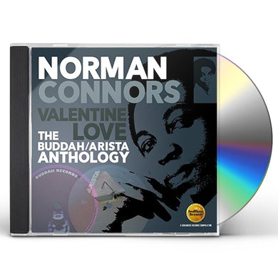 Norman Connors VALENTINE LOVE: BUDDAH / ARISTA ANTHOLOGY CD