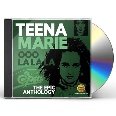 Teena Marie OOO LA LA LA: EPIC ANTHOLOGY CD