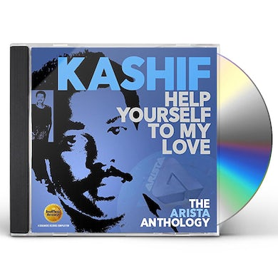 Kashif HELP YOURSELF TO MY LOVE: ARISTA ANTHOLOGY CD