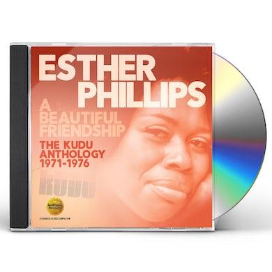 Esther Phillips BEAUTIFUL FRIENDSHIP: KUDU ANTHOLOGY 1971-1976 CD