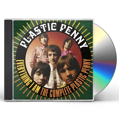 EVERYTHING I AM: COMPLETE PLASTIC PENNY CD