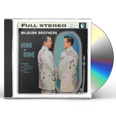 Wilburn Brothers SIDE BY SIDE / TEDDY & DOYLE CD