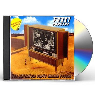 Funki Porcini ULTIMATELY EMPTY MILLION CD