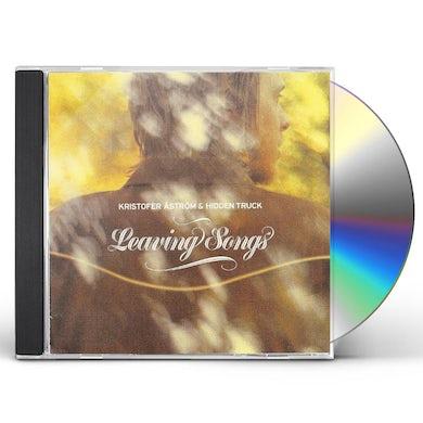 Kristofer Astrom LEAVING SONGS CD